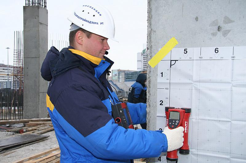 надзор за строительством жилых домов